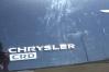 siyah Chrysler 300C