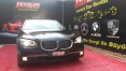 2012 model siyah Bmw 7.30 Long 3.0 TDI