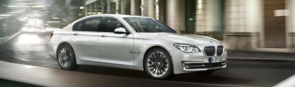 BMW 7.30 Lüks Araç