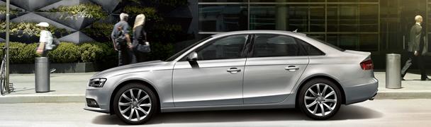 Audi A4 Lüks Araç