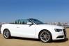 beyaz Audi A5 Cabrio