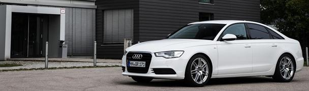 Audi A6 Lüks Araç