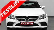 Mercedes C200 AMG Lüks Araç