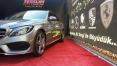 2014 model bej Mercedes C180 AMG
