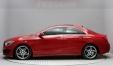 Kırmızı Mercedes CLA Kiralama