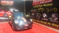 2013 model siyah Mini Cooper
