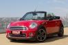 2013 model kırmızı Mini Cooper