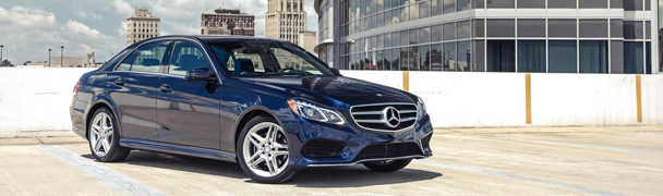 Lüks Mercedes E350 Araç