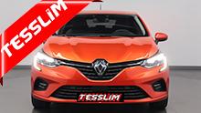 Renault Yeni Clio Ekonomik Araç