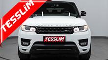 Range Rover Sport Hsi Jeep