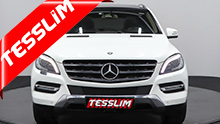 Mercedes ML 350 Jeep