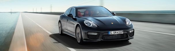 Porsche Panamera Lüks Araç