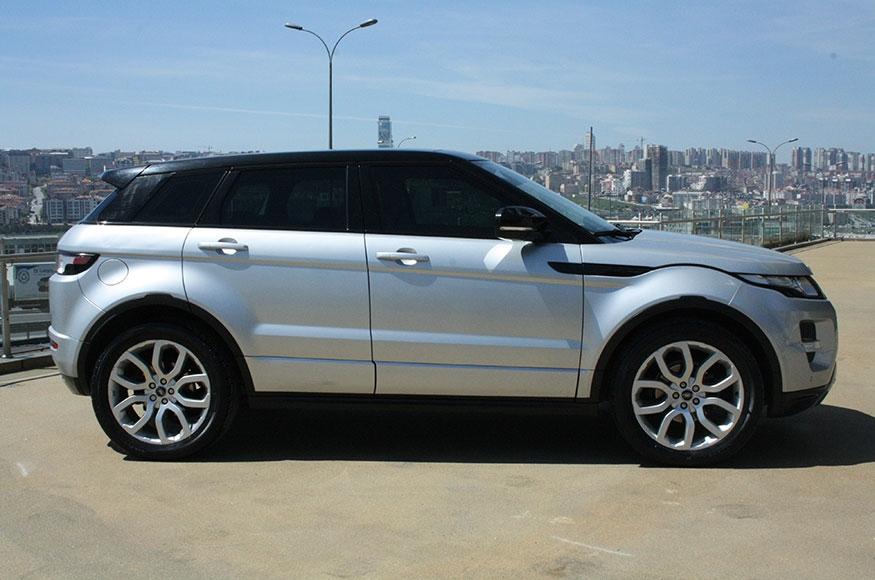 Range Rover Evoque Kiralama