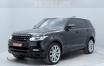 2016 Siyah Range Rover Sport Kiralama