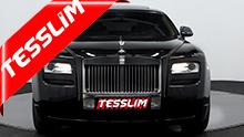 Rolls Royce Ghost Lüks Araç