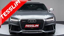 Audi RS7 Lüks Araç