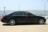 siyah Mercedes S320