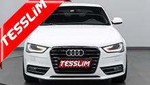Audi A4 2.0 TDİ Lüks Araç