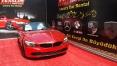 2013 model kırmızı BMW Z4